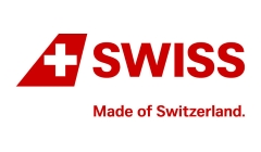 Swiss International Air Lines Logo 240x 140